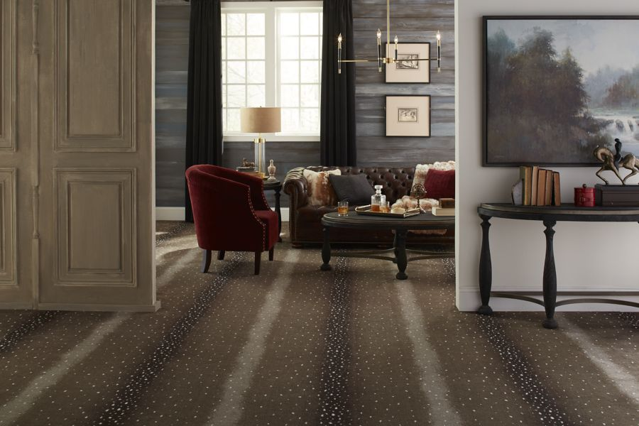 Animal Prints By Helios Silvered Antelope Myers Carpet