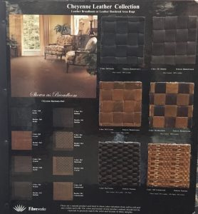Fibreworks Cheyenne Leather