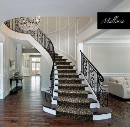 Custom Staircases Myers Carpet Of Dalton