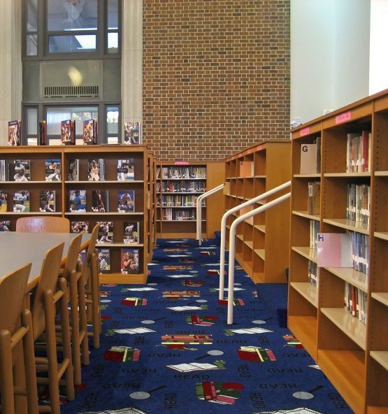 Bookworm Room