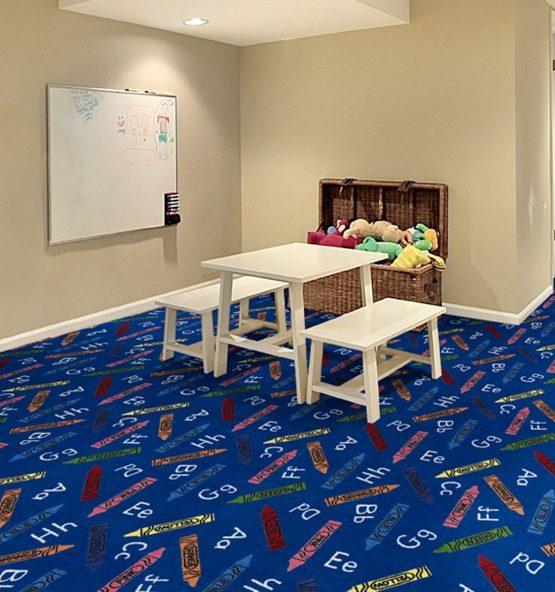 Crayons Room