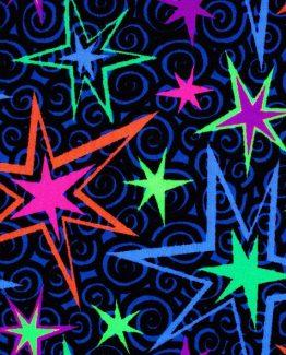 Big Bang Fluorescent Tile